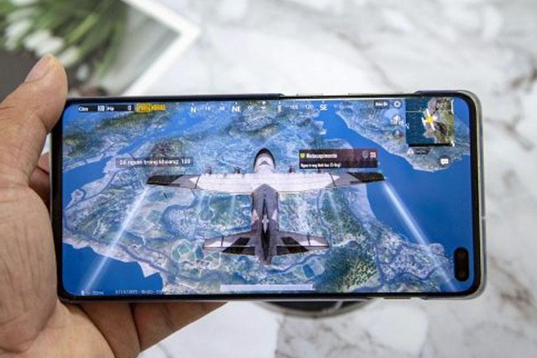 Galaxy S10 Plus 128GB New Nobox xử lí nhanh mọi tác vụ từ nhẹ đến nặng