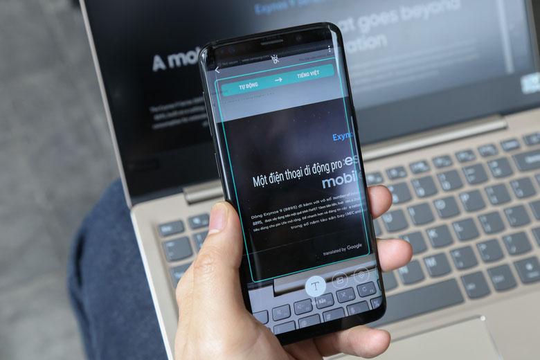 Mọi tác vụ trên Galaxy S9 Plus 64GB cũ 97% Hàn Quốc được diễn ra nhanh, mượt