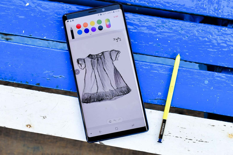 Note 9 mang đến trải nghiệm rất mượt mà, phản hồi nhanh và không có bất kỳ hiện tượng giật lag hay đứng máy