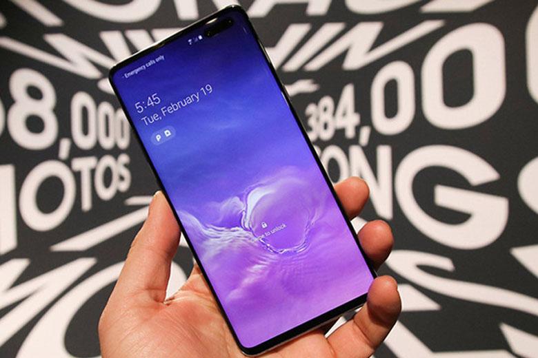 Galaxy S10 5G 256GB cũ Hàn Quốc có tốc độ kết nối internet siêu khủng