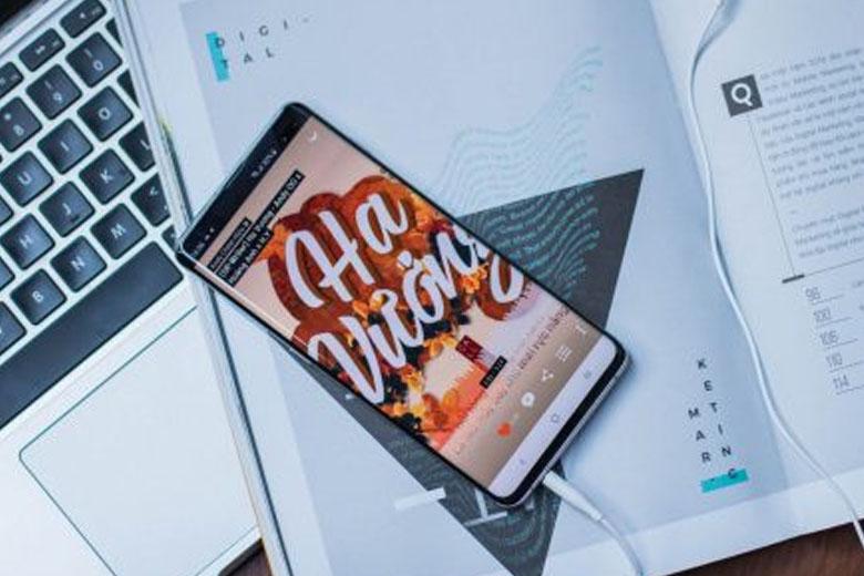 Galaxy S10 Plus 128GB New Nobox sở hữu màn hình có kích thước lên đến 6.4 inch