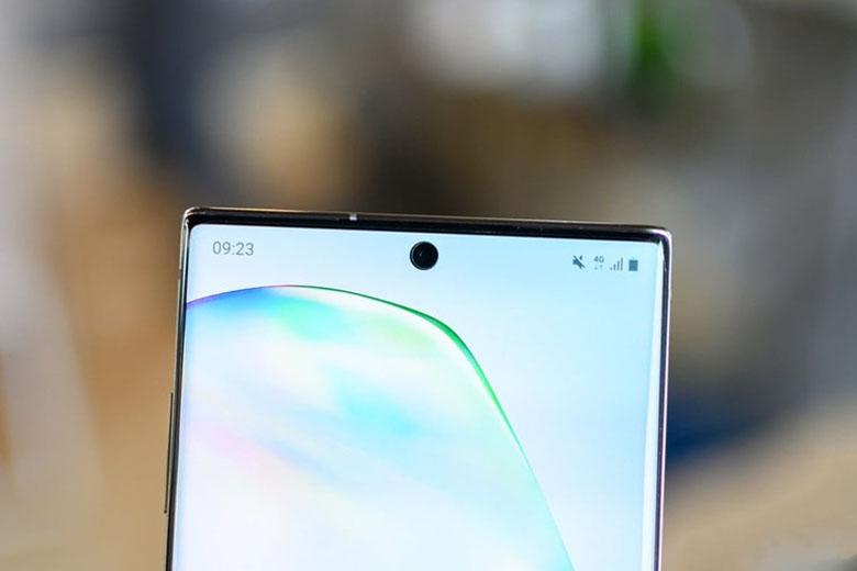 Galaxy Note 10 Plus 5G sử dụng thỏi pin dung lượng lớn 4.300 mAh