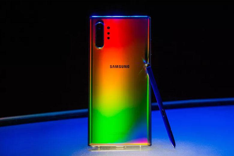 Galaxy Note 10 Plus 256GB Mỹ sở hữu thiết kế sang trọng