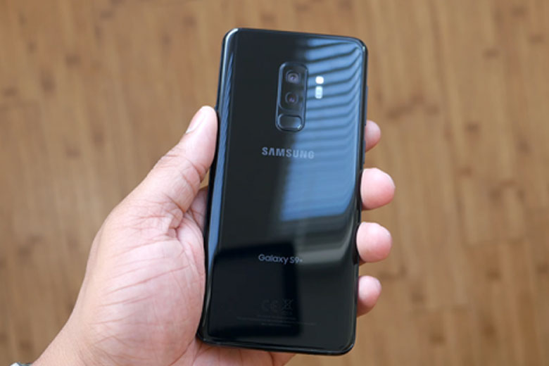 Galaxy S9 Plus cũ Hàn Quốc vẫn thu hút người dùng ngay ánh nhìn đầu tiên