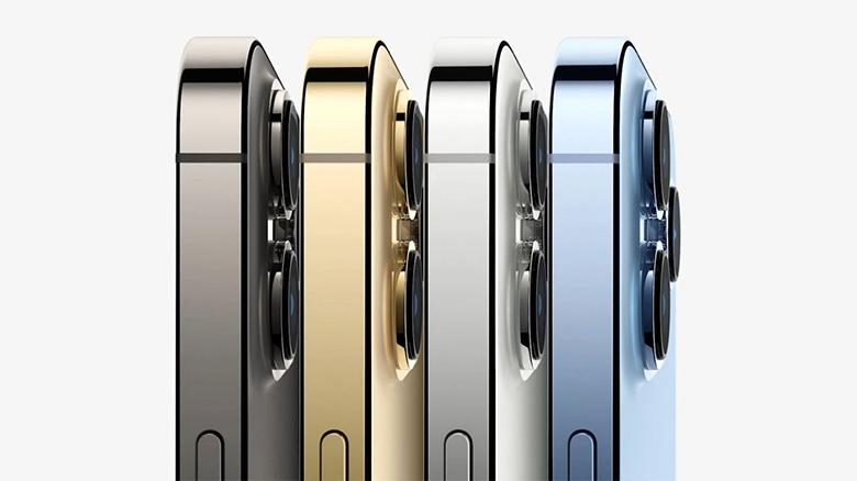Camera iPhone 13 series có nhiều nâng cấp