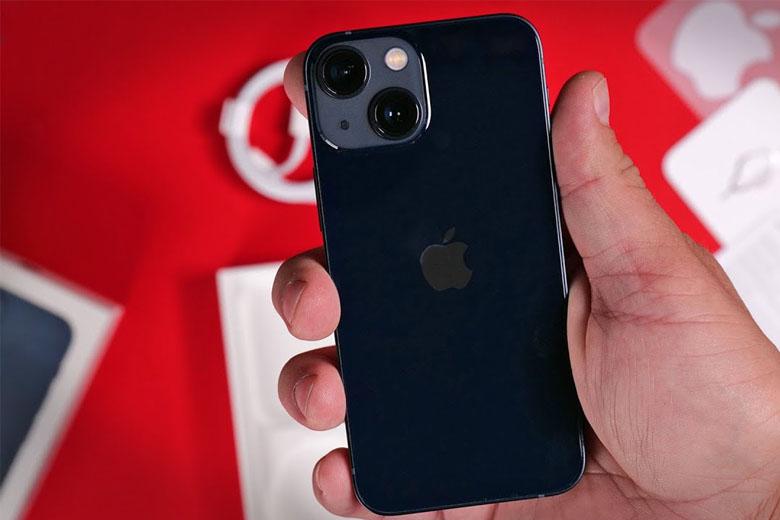 Thiết kế iPhone 13 mini 128GB chính hãng sang trọng tinh tê