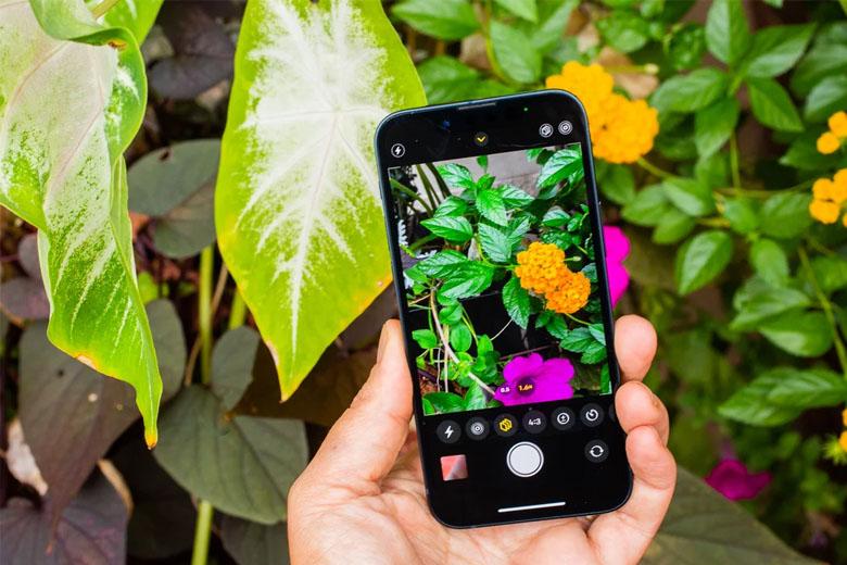 iPhone 13 mini 256GB giá rẻ chụp ảnh chuyên nghiệp