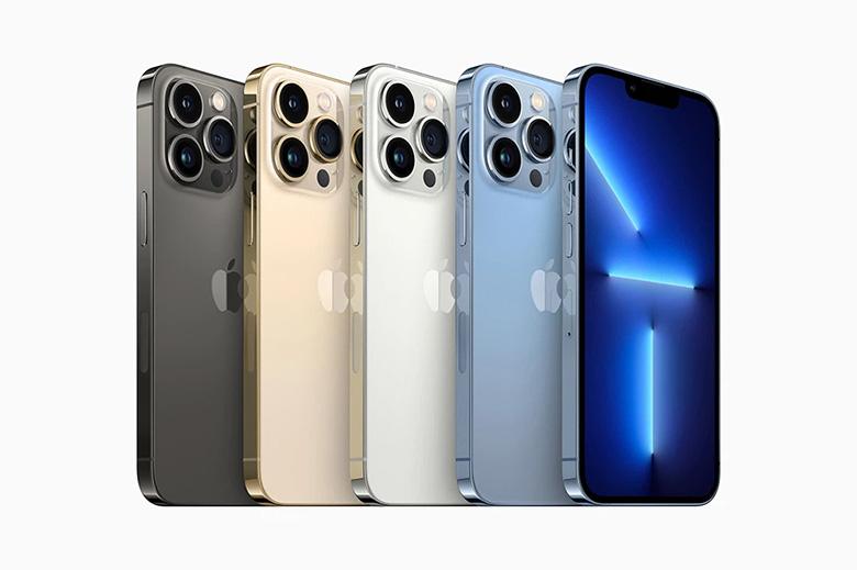 Apple tinh chỉnh một số chi tiết thiết kế trên iPhone 13