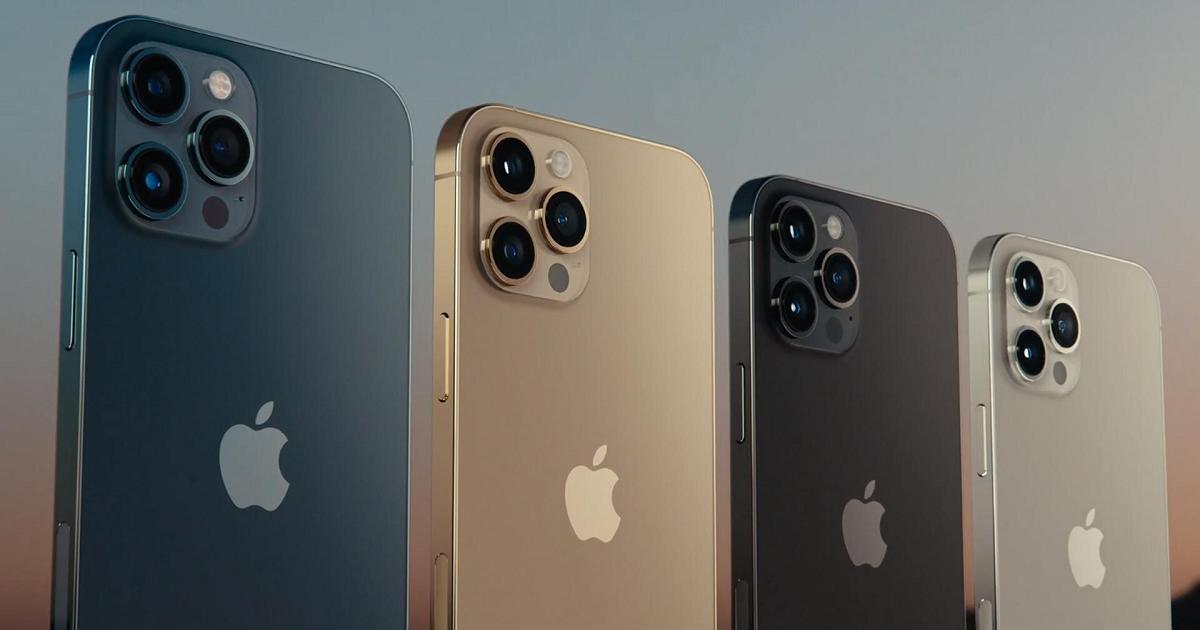 Khung viền trên iPhone 12 Pro màu vàng gold được đánh giá bền hơn các màu  khác?
