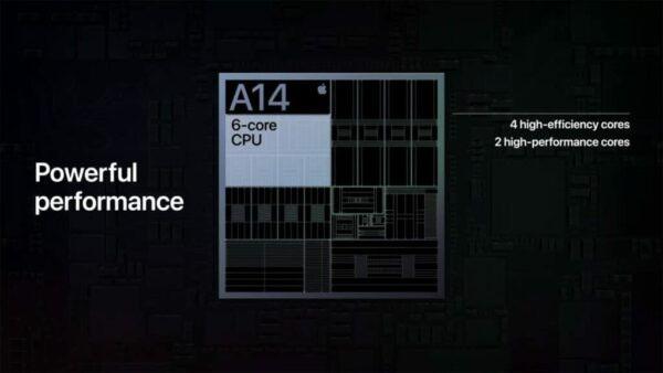 iệu năng được xem là nâng cấp mạnh mẽ nhất của iPhone 12 Pro so với tiền nhiệm.