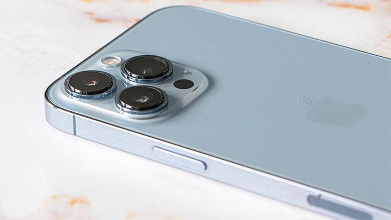 Camera iPhone 13 Pro 1TB chính hãng được đánh giá rất tốt