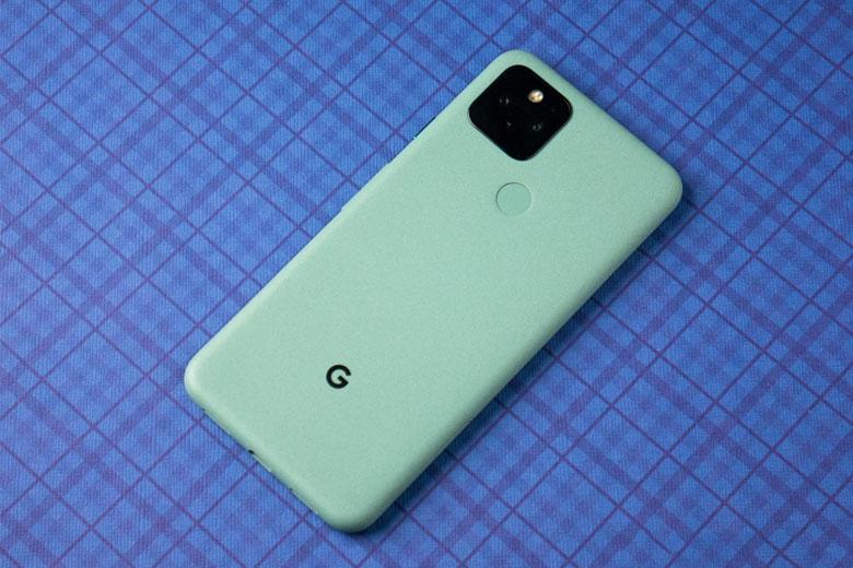 Google Pixel 5 128GB cũ có thiết kế sang trọng