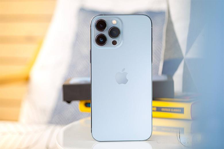 iPhone 13 Pro Max 128GB sở hữu thiết kế đẳng cấp, sang trọng