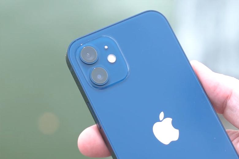 Camera iPhone 12 được trang bị 2 ống kính được nâng cấp nhiều tính năng hấp dẫn
