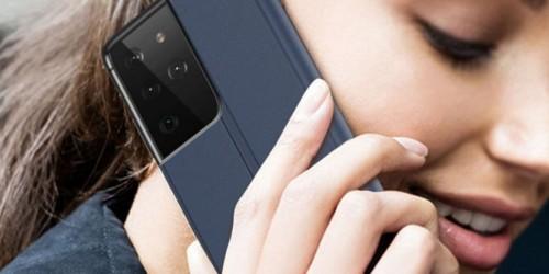 Lộ diện thiết kế Samsung Galaxy S21 thông qua ốp lưng bảo vệ