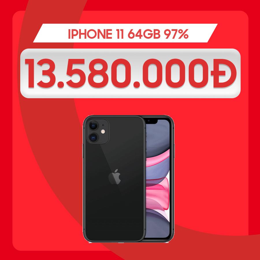 iPhone 11 giá chỉ từ 13.5 triệu