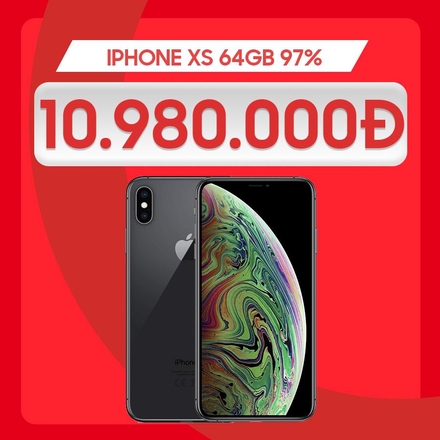 iPhone Xs giá chỉ từ 10.9 triệu