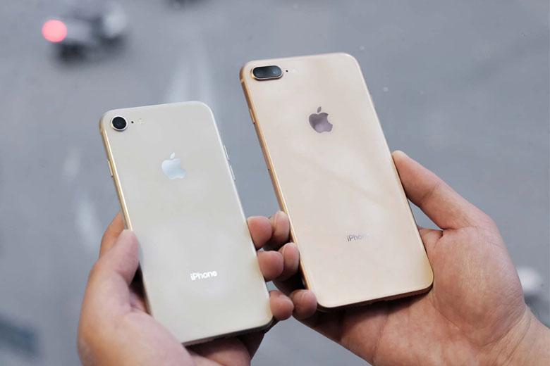 Apple đã sử dụng chất liệu kim loại nguyên khối cứng cáp cho iPhone 8 và 8 Plus