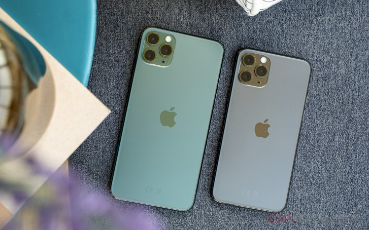 iPhone 11 Pro và iPhone 11 Pro Max được trang bị đến 3 ống kính