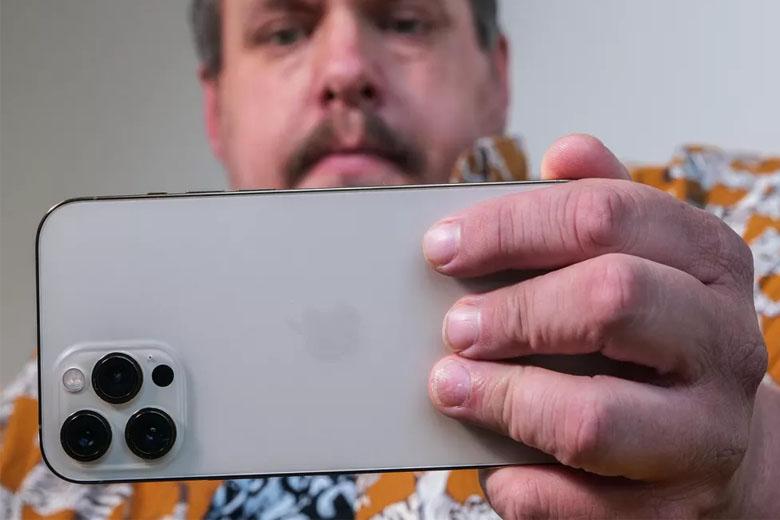 Camera iPhone 12 Pro Max 128GB cũ là một trong những điểm nổi bật