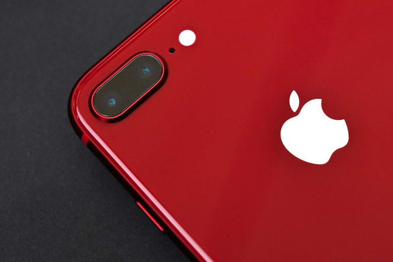 camera kép trên iPhone 8 Plus vẫn cho khả năng zoom quang học 2x