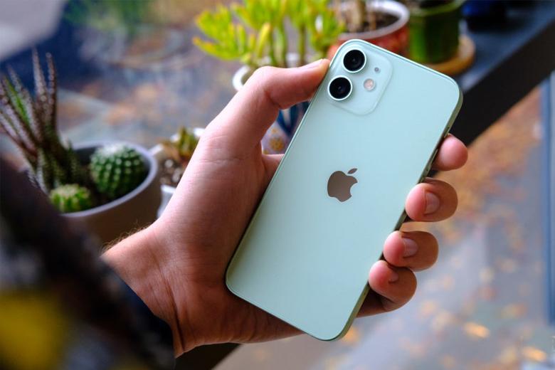 Hiệu năng iPhone 12 mini 128GB được trang bị chip xử lý A14 Bionic