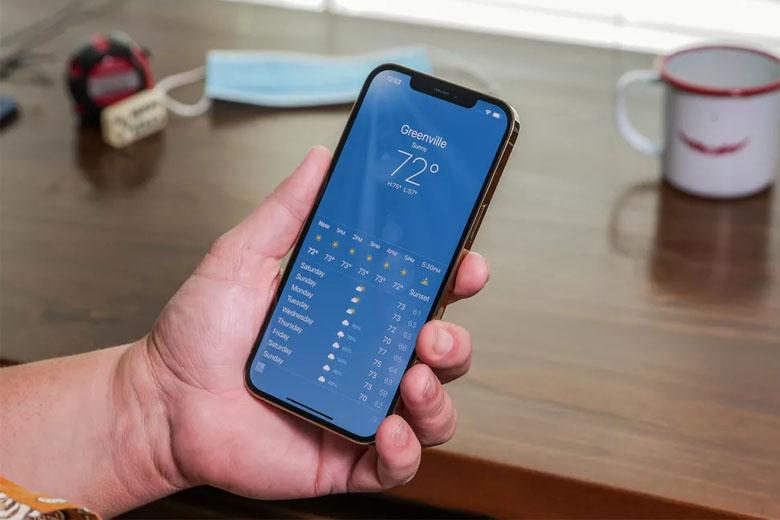 Phone 12 Pro Max 128GB (VN/A) giá rẻ sử dụng màn hình có kích thước lên đến 6.7 inch