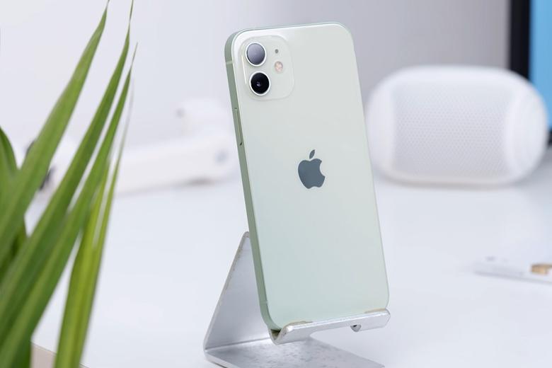 thiết kế iPhone 12 64GB VN/A mang đến sự đột phá về ngoại hình