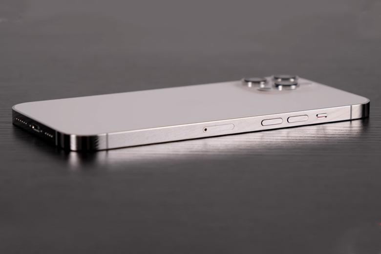 Thiết kế iPhone 12 Pro Max 128GB cũ có sự thay đổi ấn tượng