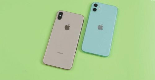 Trong cùng tầm giá 13 triệu đồng nên mua iPhone 11 hay iPhone XS Max?