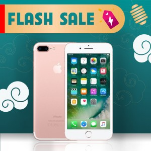 iPhone 7 Plus 128GB Quốc Tế (Likenew)