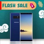 Samsung Galaxy Note 8 64GB 97% Quốc tế