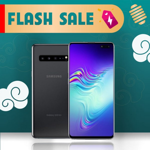 Galaxy S10 5G (8GB|256GB) Hàn Quốc (New Nobox)
