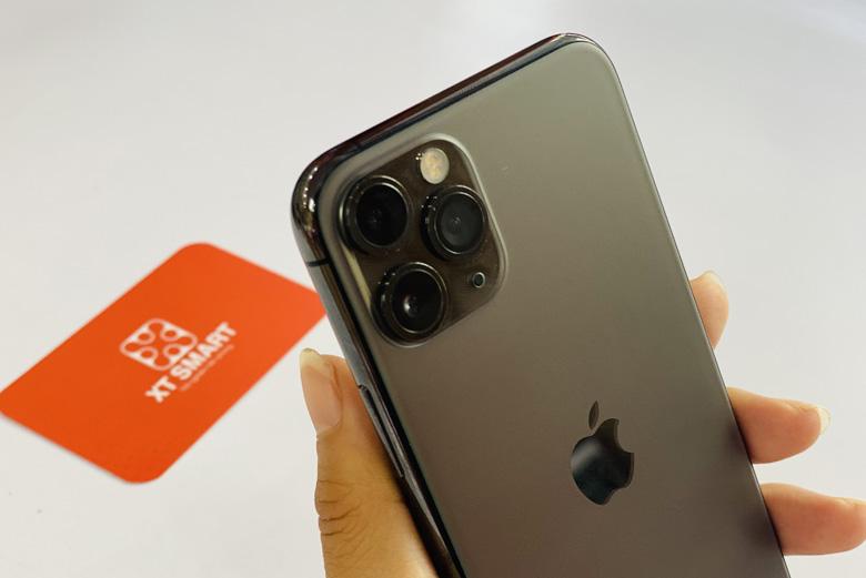 Camera iPhone 11 Pro 64GB cũ hỗ trợ chụp ảnh, quay phim chuyên nghiệp