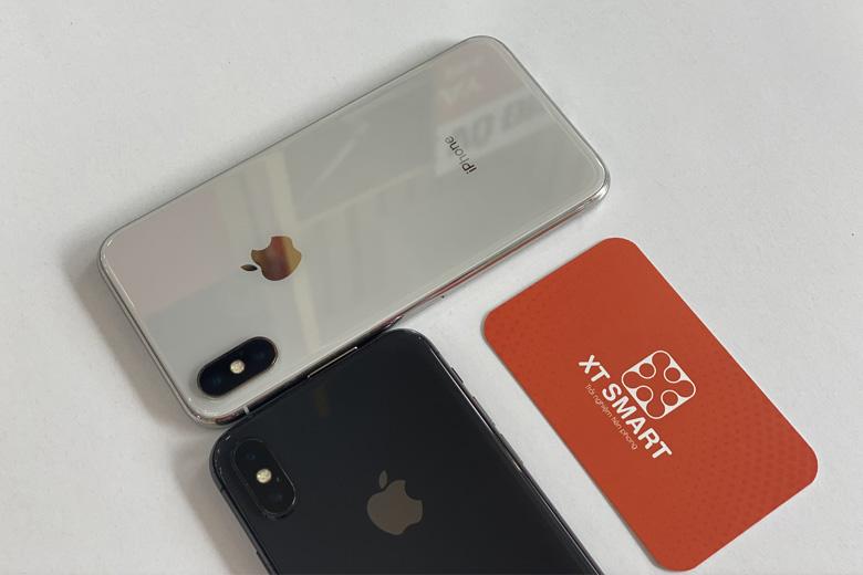 Camera iPhone X 256GB được trang bị 2 ống kính ở mặt sau