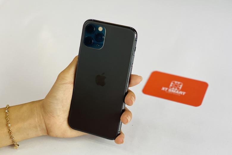 Cấu hình iPhone 11 Pro 256GB cũ mạnh mẽ hành đầu