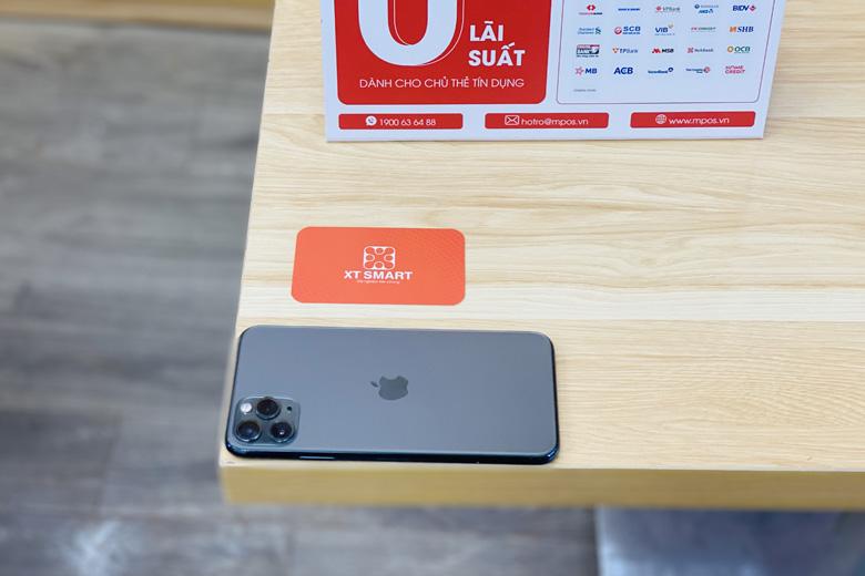 Cấu hình iPhone 11 Pro Max 256GB cũ được tích hợp chip xử lý A13 Bionic