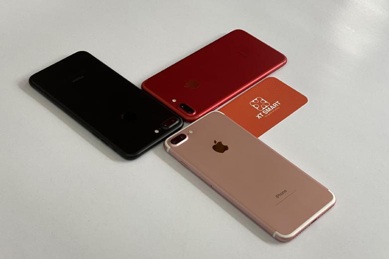 Cấu hình iPhone 7 128GB cũ mang đến cấu hình mạnh mẽ
