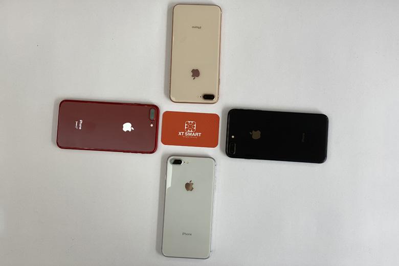 cấu hình iPhone 8 Plus 256GB cũ được nâng cấp mạnh mẽ