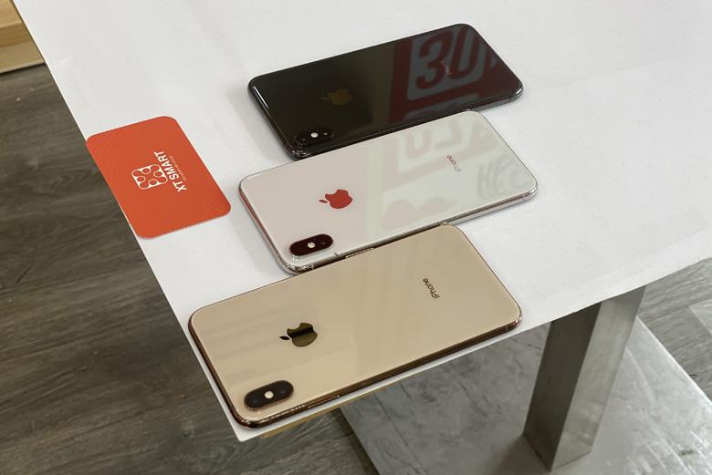 Thiết kế iPhone Xs Max sang trọng, tinh tế