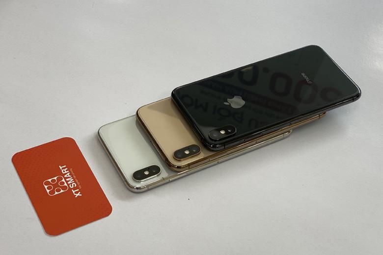 camera iPhone Xs Max 64GB cũ 97% cũng được trang bị camera kép