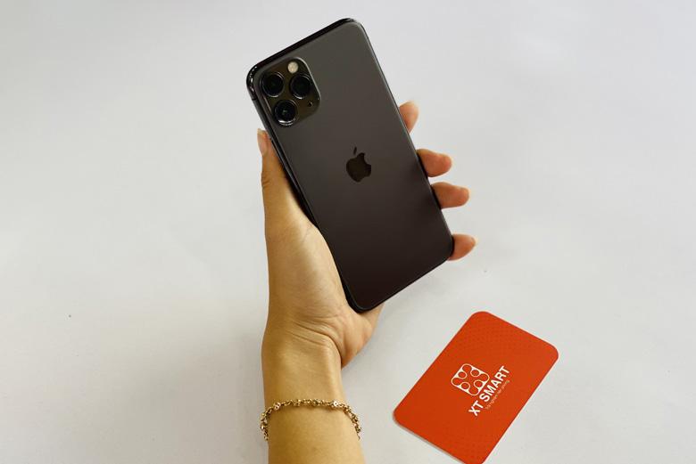 thiết kế iPhone 11 Pro 64GB cũ được đánh giá khá cao