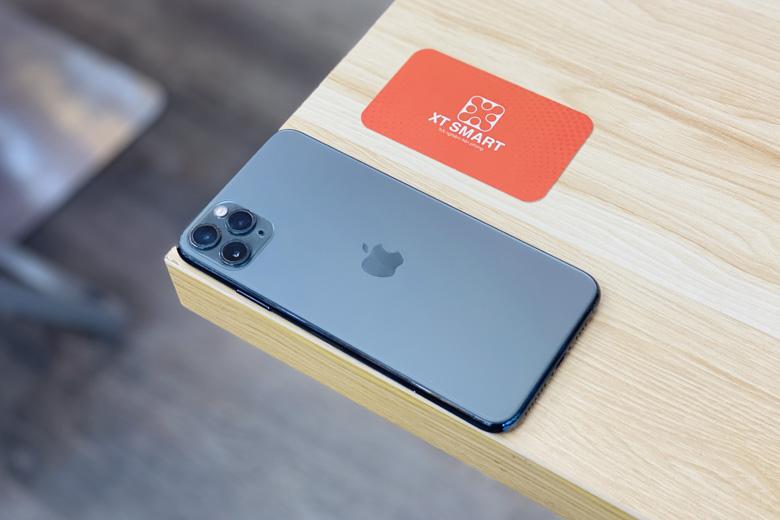 thiết kế iPhone 11 Pro Max 256GB mang đến ngoại hình vô cùng sang trọng