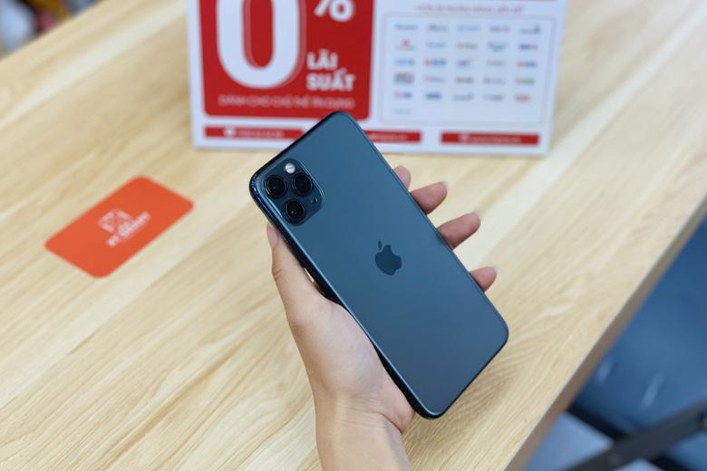 Thiết kế iPhone 11 Pro Max 64GB Quốc tế sang trọng, bóng bẩy