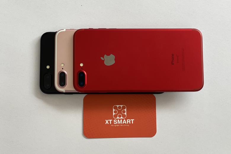 thiết kế iPhone 7 Plus 32GB cũ Quốc tế sang trọng và bền bỉ