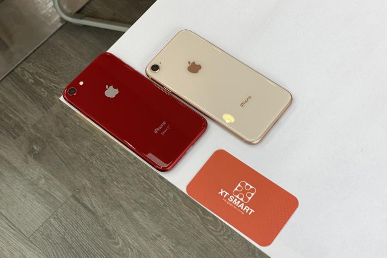 thiết kế iPhone 8 256GB mang đến nhiều sự thay đổi tích cực