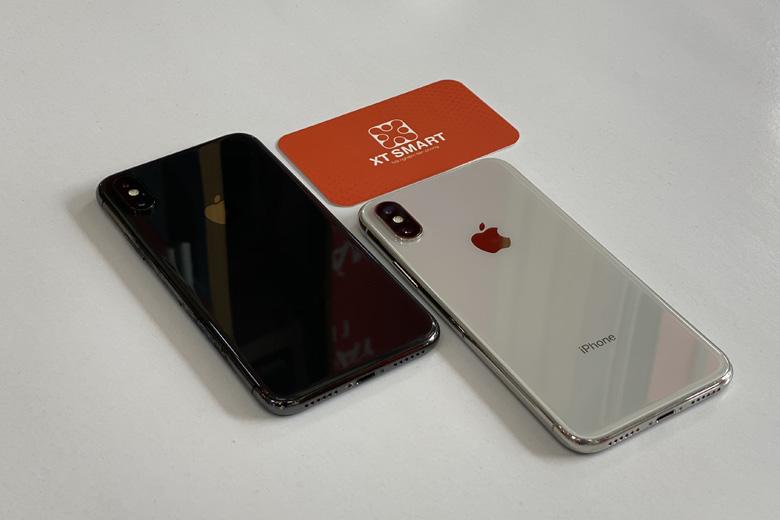 thiết kế trên iPhone X 64GB đã lột xác hoàn toàn