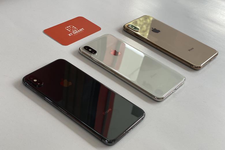 Thiết kế tinh tế trên iPhone Xs Max 256GB cũ