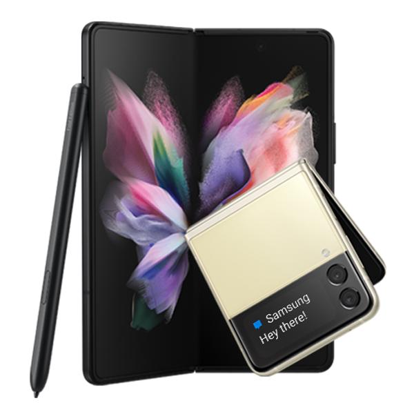 Samsung Galaxy Z Fold 3 5G (12GB-512GB) CTY