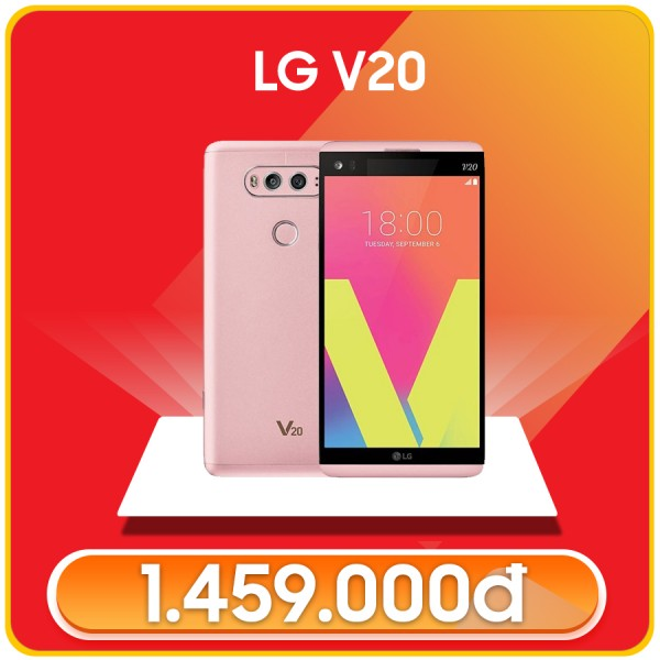 LG V20 64GB 97% Hàn Quốc